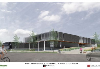 MAYOR BARRY UNVEILS DESIGNS FOR POLICE HEADQUARTERS AND FAMILY JUSTICE CENTER