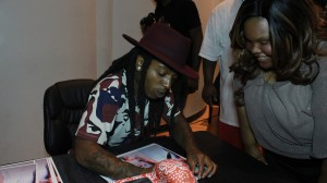 Signing Pictures